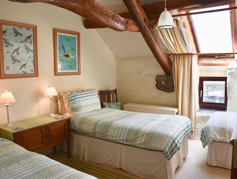 Ysgubor Bed 1